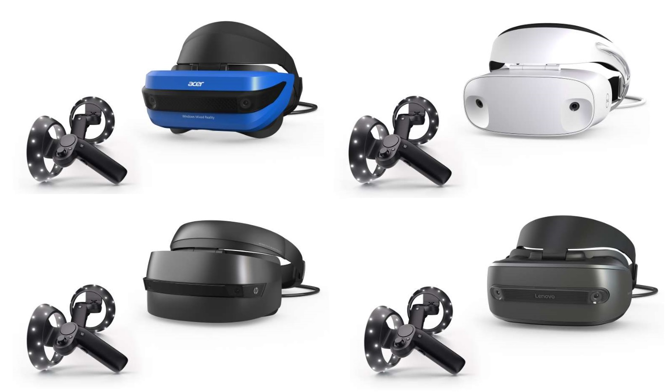 vrdeveloper-Mixed-Reality-Headsets-VR KITS